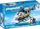 Playmobil Playmobil 9363 Hélicoptère et policiers d'élite 4008789093639