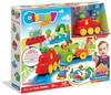 Clementoni Clemmy gare et train, locomotive électrique sons 8005125149285
