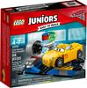 LEGO LEGO 10731 Juniors Le simulateur de course de Cruz Ramirez, Les Bagnoles 3 673419266703