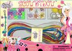 Prosperity Toys Fils scoubidou et accessoires 659429154551