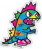 tokidoki autocollant Kaiju multicolor 818310029402