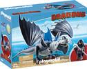 Playmobil Playmobil 9248 Dragons Drago avec dragon de combat 4008789092489