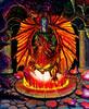 SunsOut Casse-tête 1000 Naissance d'un dragon de feu (Birth of a Fire Dragon) SunsOut 20144 796780201446