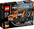 LEGO LEGO 42060 Technic L'équipe de réparation routière 673419267458