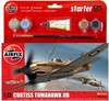 Airfix Modèle à coller avion Curtiss Tomahawk IIB 1/72 5014429551017