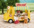 Calico Critters Calico Critters Camion cuisine de rue à Hot-dog sans animaux 020373315532