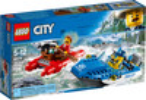 LEGO LEGO 60176 City L'arrestation en hors-bord 673419281515