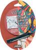 pébéo Peinture vitrail ensemble ruban de plomb adhésif 3167868430015