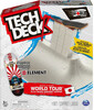 Tech Deck Tech Deck Rampe World Tour Skateboard 'P. F. K. Skate Support Center' 778988267615
