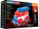 Laser Pegs - briques illuminées Laser Pegs junior véhicule d'urgence 3 en 1 (briques illuminées) 810690020321