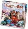 Days of Wonder Aventuriers du rail (fr/en) ext Asie 824968117736