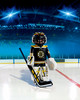 Playmobil Playmobil 5072 LNH Gardien de but de hockey Bruins de Boston (NHL) (oct 2015) 4008789050724
