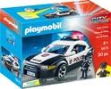 Playmobil Playmobil 5673 Voiture de police, lumières clignotantes (ancien 5614) (juin 2016) 4008789056733