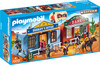 Playmobil Playmobil 70012 Coffret transportable Far West 4008789700124