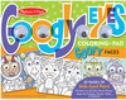 Melissa & Doug Bloc à colorier yeux et visages humoristiques Melissa & Doug 5169 000772051699