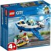 LEGO LEGO 60206 City L'avion de patrouille de la police du ciel 673419303729