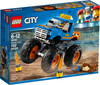 LEGO LEGO 60180 City Le Monster Truck 673419279802