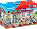 Playmobil Playmobil 70321 Clinique vétérinaire transportable 4008789703217