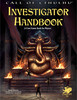 Chaosium Call of Cthulhu 7th (en) InveStigators Handbook