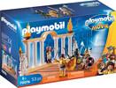 Playmobil Playmobil 70076 Playmobil le film Empereur Maximus et Colisée 4008789700766