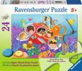Ravensburger Casse-tête plancher 24 Plongée entre amis 4005556055449