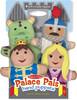 Melissa & Doug Marionnettes à main château (prince, princesse, chevalier, dragon), peluche Melissa & Doug 9082 000772190824