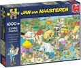 Jumbo Casse-tête 1000 Jan van Haasteren - Camping Nature 8710126190869
