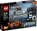 LEGO LEGO 42062 Technic Le transport des conteneurs 673419267472