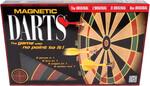 Family Games Jeu de dards/fléchettes magnétiques original 086453006486