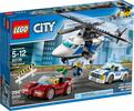 LEGO LEGO 60138 City La course-poursuite en hélicoptère 673419263825