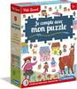 Clementoni Petit savant Compte puzzle (fr) 8005125523764
