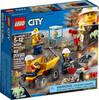LEGO LEGO 60184 City L'équipe minière 673419280846