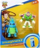 Imaginext Toy Story 4 - Bunny et Buzz LightYear 887961715996
