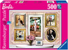 Ravensburger Casse-tête 500 BARBIE La mode parisienne 500 pc Puzzles 4005556165001