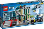 LEGO LEGO 60140 City Le cambriolage de la banque 673419264594