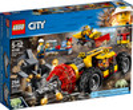 LEGO LEGO 60186 City La foreuse du minerai 673419281461