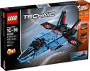 LEGO LEGO 42066 Technic Le jet de course 673419267519