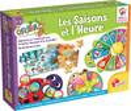 Lisciani Giochi Carotina - Les saisons et l'heure (fr) 8008324057665