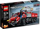 LEGO LEGO 42068 Technic Le véhicule de secours de l'aéroport 673419267526