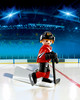 Playmobil Playmobil 5075 LNH Joueur de hockey Blackhawks de Chicago (NHL) (oct 2015) 4008789050755