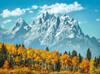 Clementoni Casse-tête 500 grand teton à l'automne 8005125350346