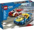 LEGO 60256 Les voitures de course 673419319249