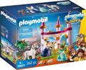 Playmobil Playmobil 70077 Playmobil le film Marla et château enchanté 4008789700773