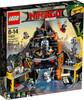 LEGO LEGO 70631 Ninjago Le repaire volcanique de Garmadon, LEGO Ninjago le film 673419280174