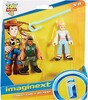 Fisher Price Toy Story 4 Combat Carl et Bo Peep 887961758207