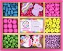 Bead Bazaar Perles boite moyenne amusantes 633870014428