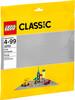 LEGO LEGO 10701 Classique Plaque de base grise, grande (48 x 48 tenons) (jan 2015) 673419233750