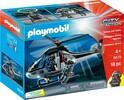 Playmobil Playmobil 5675 Hélicoptère de police, forces spéciales (ancien 5975) (juin 2016) 4008789056757