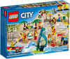 LEGO LEGO 60153 City Ensemble de figurines amusement à la plage 673419264310