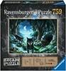 Ravensburger Casse-tête 759 Histoire de loups, évasion (Escape Puzzles) 4005556164349